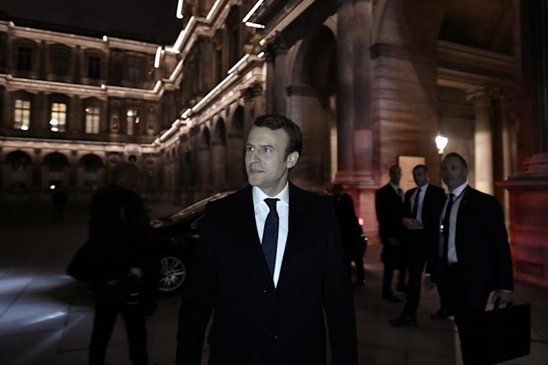 Macron Win Slows March of Euroskeptics