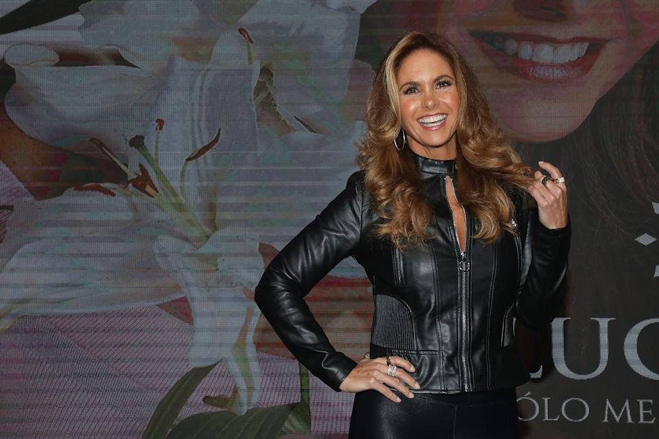 Lucero. (Photo by Victor Chavez/Getty Images)