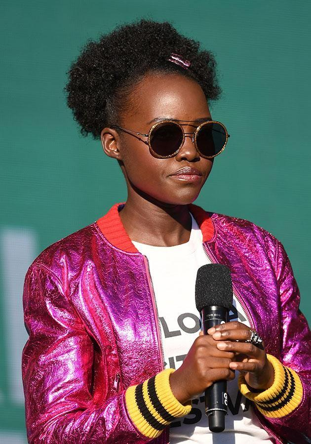 Lupita Nyong'o has expressed disappointment over her photoshopped cover. Source: Getty