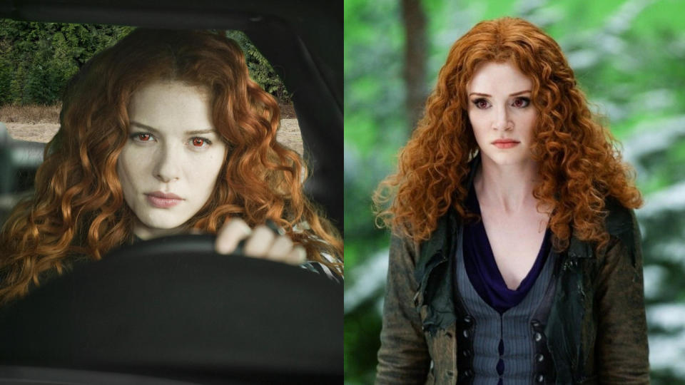 Bryce Dallas Howard took over from Rachelle Lefevre as the vampire Victoria in the 'Twilight' movies. (Credit: Summit Entertainment)