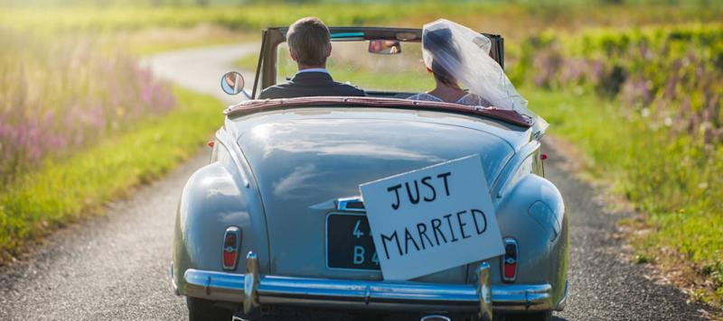 Just Married? Here Are 5 Essential Money Moves