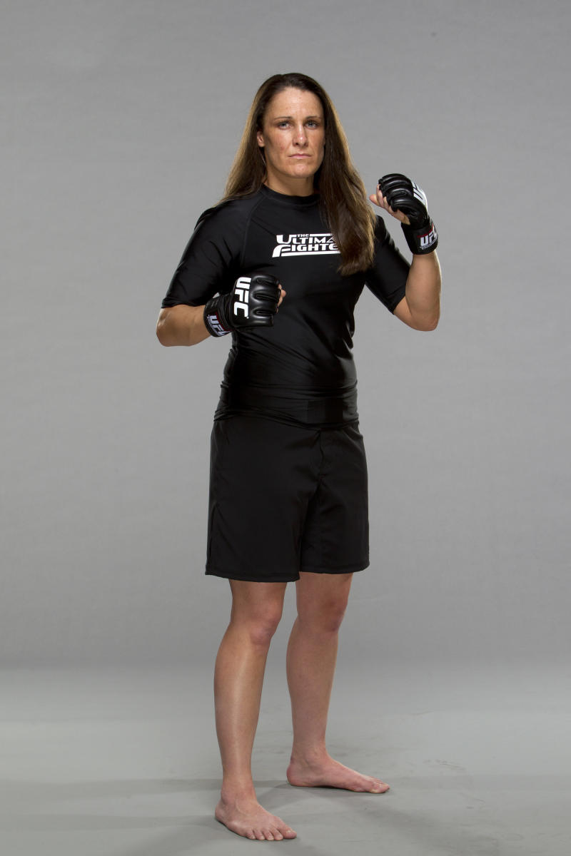 LAS VEGAS, NV - MAY 28: Tara Larosa poses for a portrait on May 28, 2013 in Las Vegas, Nevada. (Photo by Mike Roach/Zuffa LLC/Zuffa LLC via Getty Images)