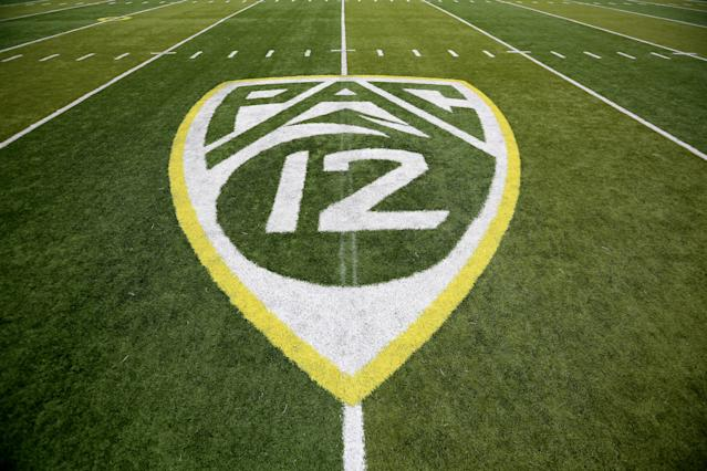 The Pac-12 reportedly wants $750 million from investors and would distribute $700 million of that to schools. (AP Photo/Ryan Kang, File)