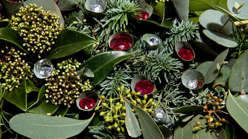 World's Most Expensive Christmas Wreath