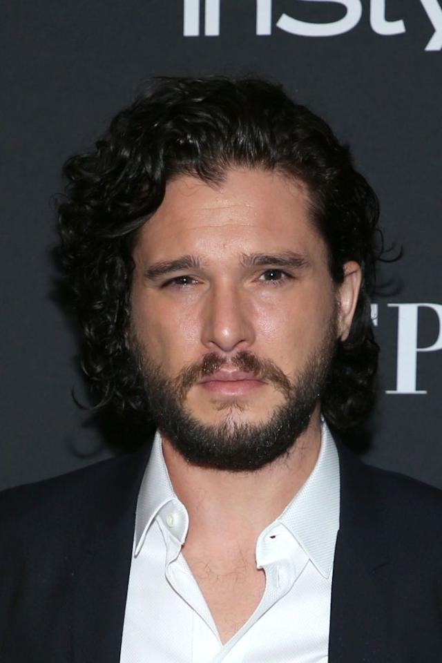 <p>All this talk about Jon Snow knowing nothing, and yet his grooming skills makes us all look like bastards and broken things.</p>