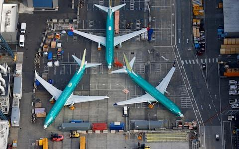 Boeing - Credit: Lindsey Wasson/REUTERS