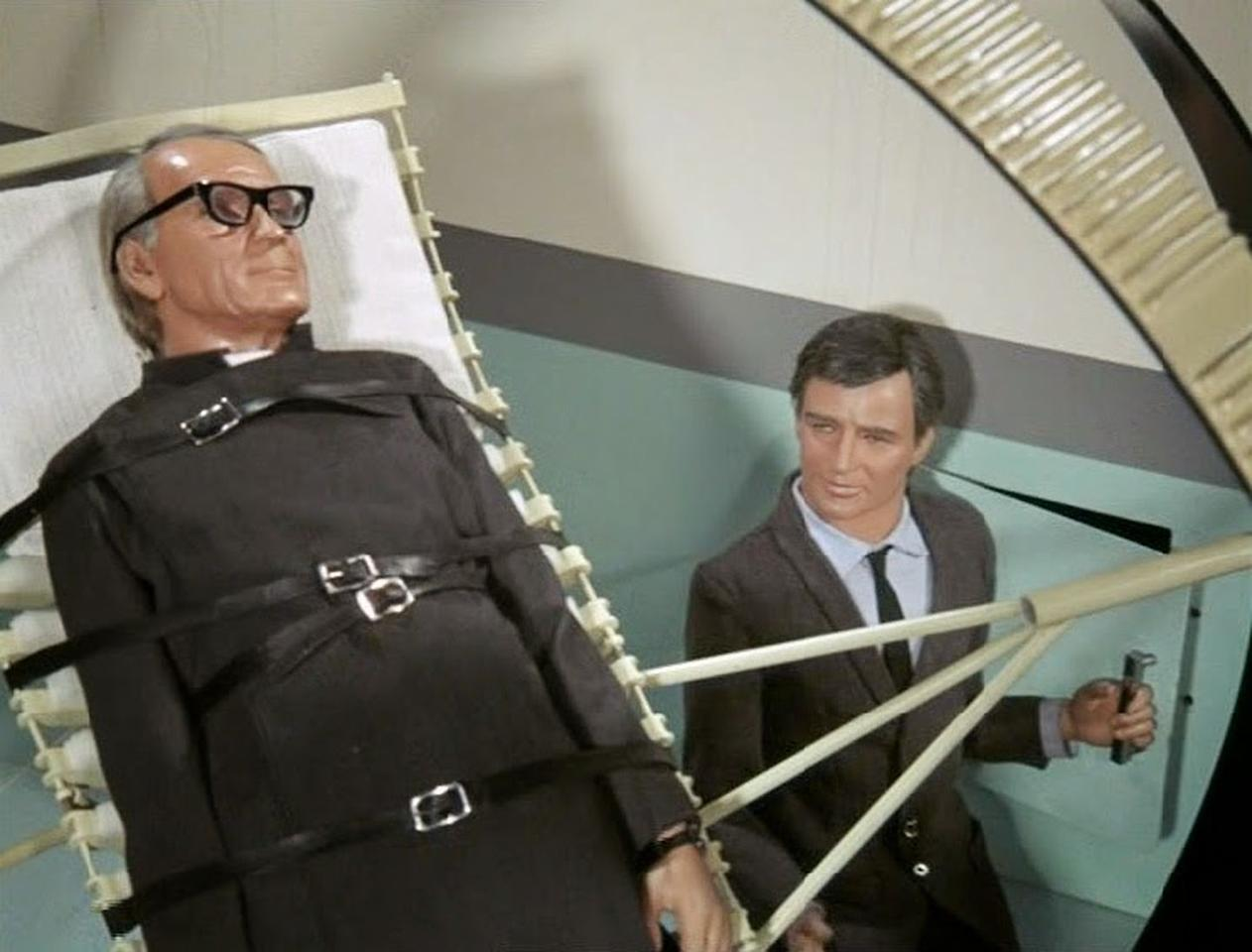 <p>The last of Gerry's 1960s Supermarionation efforts – about a priest-turned-spy – remains seriously divisive. Despite its middling reputation, Anderson reportedly once named it his favourite of the series he'd produced.</p>