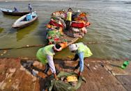 The government announced an integrated Ganga conservation mission called 'Namami Gange' to arrest the pollution of Ganga River and revive the river. The Union Cabinet approved the action plan proposed by Centre to spend Rs 20,000 Crores till 2019-2020 on cleaning the river.