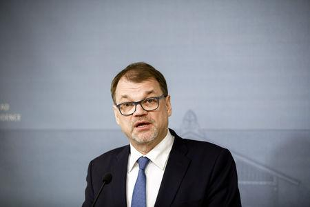 Finland's govt resigns after healthcare reform fails