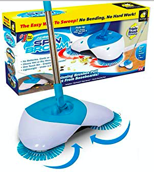 Hurricane Spin Broom (Photo: Amazon)