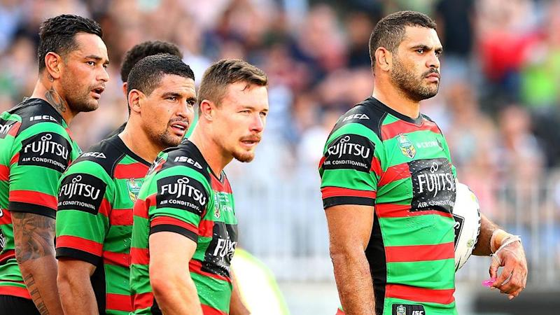 Inglis claims he was racially abused by a fan at the Panthers game. Pic: Getty
