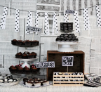 "<p>Black and white parties don't have to be super fancy. But they should definitely have a black and white dessert buffet like this one!</p><p><strong>See more on <a href=""https://abeautifulmess.com/a-special-party/"" rel=""nofollow noopener"" target=""_blank"" data-ylk=""slk:A Beautiful Mess"" class=""link rapid-noclick-resp"">A Beautiful Mess</a>. </strong></p><p><strong><a class=""link rapid-noclick-resp"" href=""https://go.redirectingat.com?id=74968X1596630&url=https%3A%2F%2Fwww.walmart.com%2Fip%2FServers-24-Black-and-White-Party-Supplies-Decorations-With-Paper-Plates-Napkins-Cups-Utensils-for-Birthday-Celebration%2F877584459&sref=https%3A%2F%2Fwww.thepioneerwoman.com%2Fhome-lifestyle%2Fentertaining%2Fg34192298%2F50th-birthday-party-ideas%2F"" rel=""nofollow noopener"" target=""_blank"" data-ylk=""slk:SHOP BLACK AND WHITE PARTY SUPPLIES"">SHOP BLACK AND WHITE PARTY SUPPLIES</a><br></strong></p>"