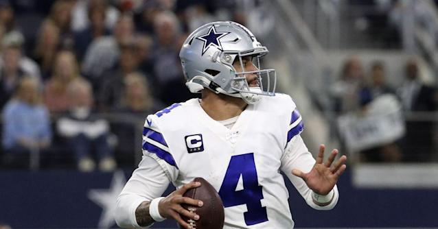 "NFL.com names Dak Prescott as Dallas Cowboys ""unsung hero"" of 2019 season"