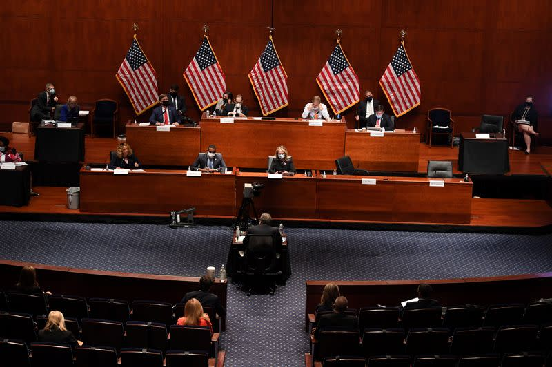 Attorney General Barr Testifies Before House Judiciary Committee, in Washington