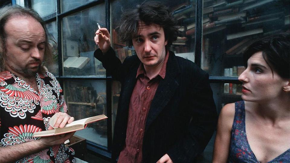 <p> Imagine if the cantankerous Edmund Blackadder owned and managed a 21st-century bookshop. That&#x2019;s the gist of this classic British sitcom, which revolves around a similar character, Bernard Black (Dylan Moran). Black is a sarcastic bookstore owner whose concept of a good day at work involves no customers and a bottle of wine. Constantly sozzled, irritated, yet desperate to land himself a girlfriend, it&#x2019;s only when he hires scatterbrained Manny (Bill Bailey) and befriends next-door-neighbour Fran (Tamsin Greig) does he discover the joys of having friends. </p> <p> Who doesn&#x2019;t love a miserly grouch? Easily one of the funniest sitcoms to emerge in the early 2000s, it&#x2019;s got its heart in the right place, and endless one-liners. The main trio delivers comedy gold in every single episode, which seems to get increasingly more absurd as the series ventures on. Think Green Wing crossed with Fawlty Towers and you&#x2019;re in the right ballpark.&#xA0; </p>