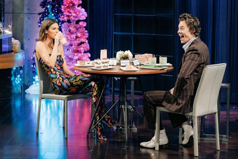 Kendall Jenner and Harry Styles | Terence Patrick/CBS