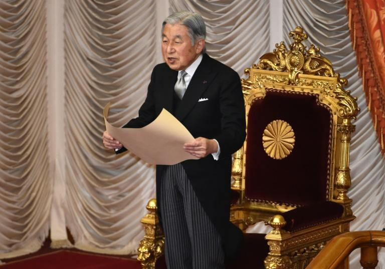 Japan's Yomiuri Shimbun newspaper reports that the government has been secretly discussing the possibility of Emperor Akihito abdicating, a claim the palace denies
