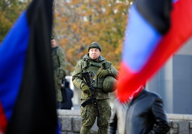 Pro-Russian separatists in eastern Ukraine are set to hold elections in two self-proclaimed republics