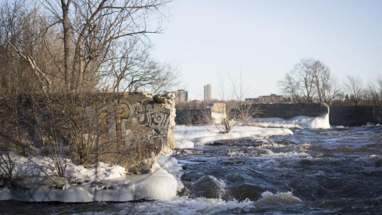 Aylmer hydro ruins granted reprieve after Quebec hits pause on demolition plan