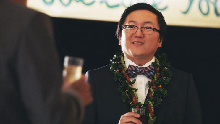 Masi Oka as Dr. Max Bergman (Credit: CBS)