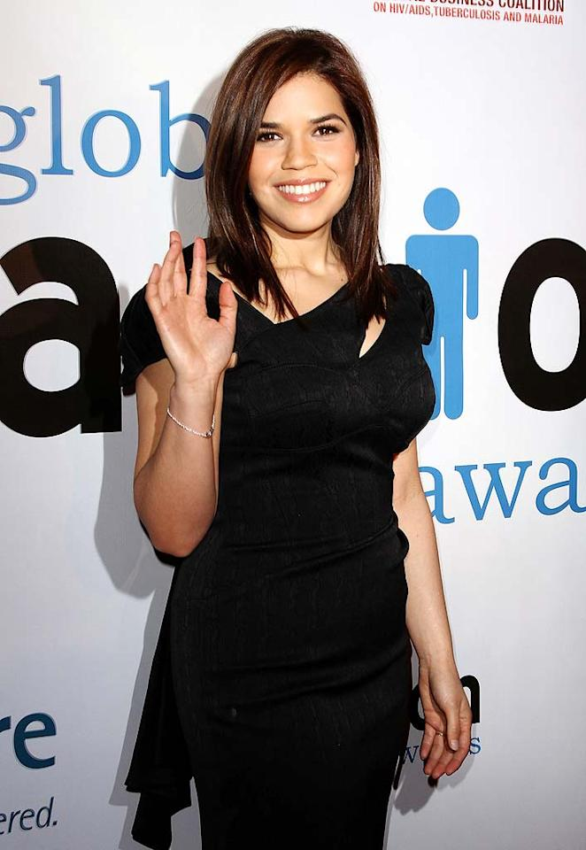 "April 18: America Ferrera turns 27 Valerie Macon/<a href=""http://www.gettyimages.com/"" target=""new"">GettyImages.com</a> - February 18, 2011"