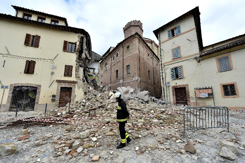 Two powerful 6.1 and 5.5 magnitude quakes rocked central Italy on October 26, 2016
