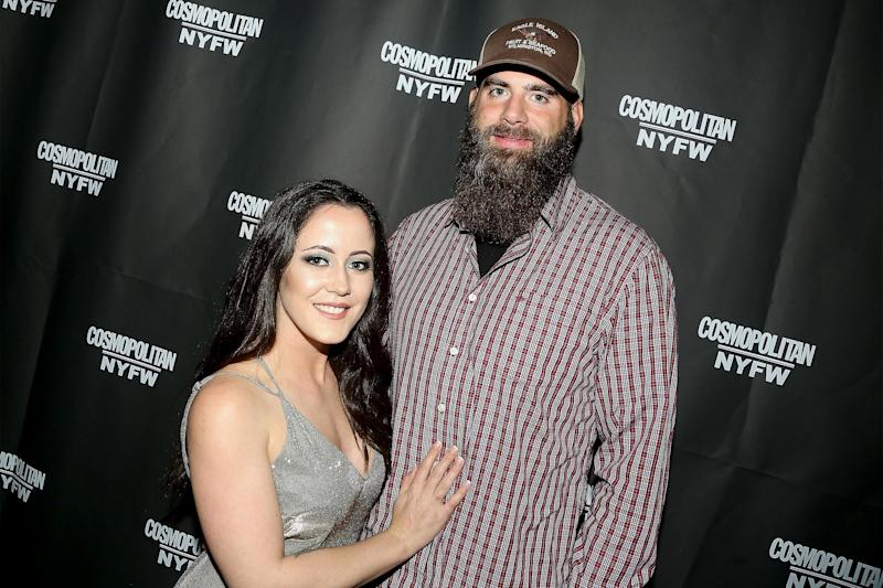 Jenelle Evans and David Eason Spotted Shopping Together