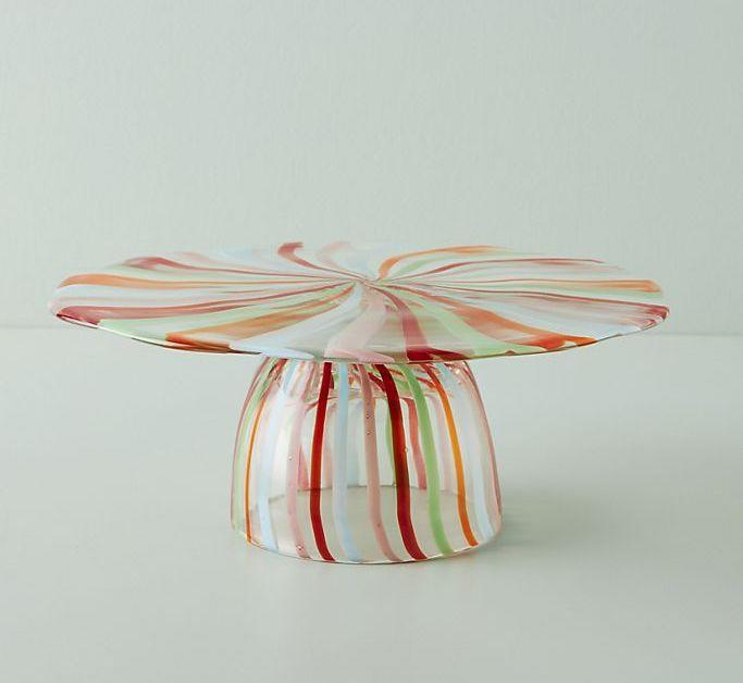 Phoebe Cake Stand. Image via Anthropologie.