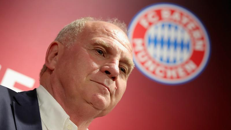 Bayern's Hoeness tells PSG: Find new sporting director!