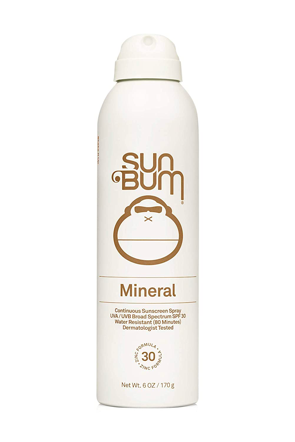 """<p><strong>Sun Bum</strong></p><p>amazon.com</p><p><strong>$16.43</strong></p><p><a href=""""https://www.amazon.com/dp/B072QYMP4F?tag=syn-yahoo-20&ascsubtag=%5Bartid%7C10049.g.35993297%5Bsrc%7Cyahoo-us"""" rel=""""nofollow noopener"""" target=""""_blank"""" data-ylk=""""slk:Shop Now"""" class=""""link rapid-noclick-resp"""">Shop Now</a></p><p>Speaking of easy application, <a href=""""https://www.cosmopolitan.com/style-beauty/beauty/g31696775/best-spray-sunscreens/"""" rel=""""nofollow noopener"""" target=""""_blank"""" data-ylk=""""slk:spray-on sunscreen"""" class=""""link rapid-noclick-resp"""">spray-on sunscreen</a> is always a great option for folks spending extended amounts of time outside (think: any beach or park days you have planned this season). This mineral formula <strong>feels soft and silky on your skin (<em>not</em> sticky or greasy)</strong> and it dries down super fast. </p>"""