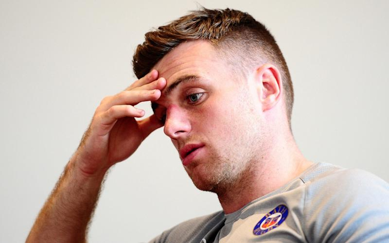 George Ford's father Mike left Toulouse on Monday - Getty Images Europe