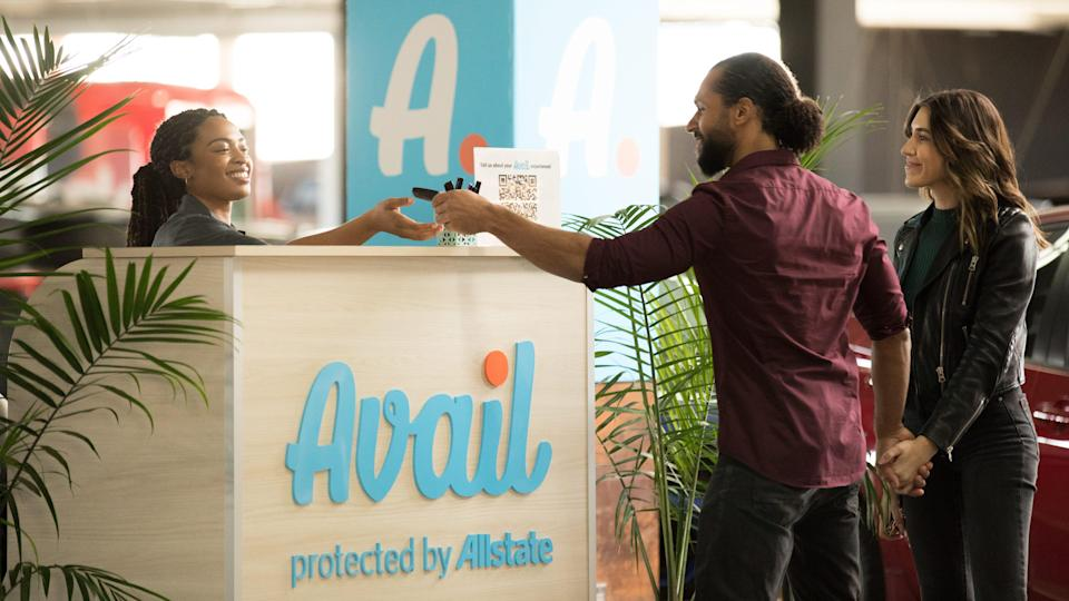 Avail lets car owners rent out their vehicle while they're traveling.