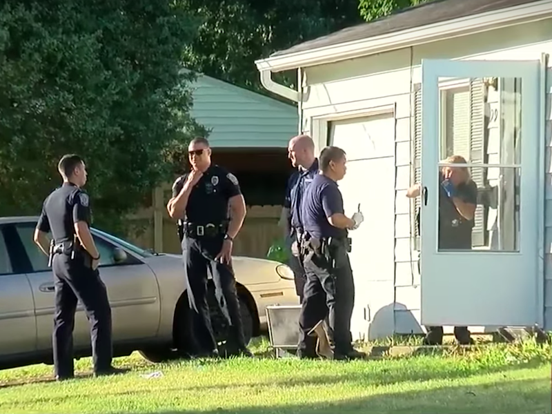 Colerain Township Police say a woman who claimed she lost her baby in a shooting was never pregnant: YouTube/WCPO