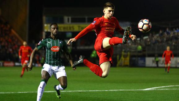 Plymouth Argyle v Liverpool - The Emirates FA Cup Third Round Replay