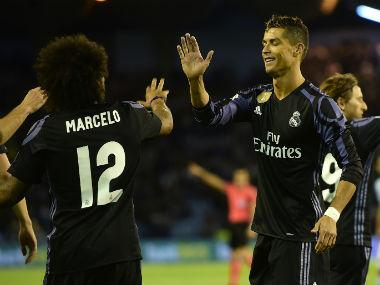 La Liga: Real Madrid a draw away from title after Cristiano Ronaldo brace sinks Celta Vigo