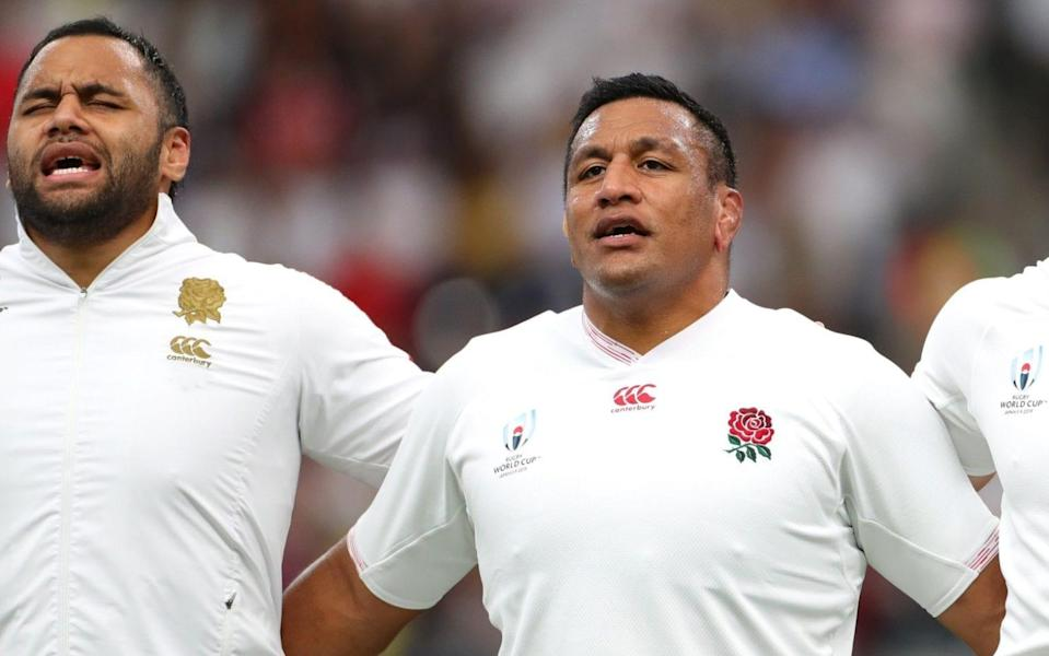 Billy and Mako Vunipola.