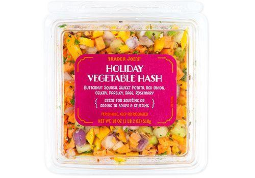 <p>Whether you want a shortcut to holiday veggies or something to throw together with some spare leftovers, this blend of butternut squash, potatoes, and onions is a lifesaver. </p>