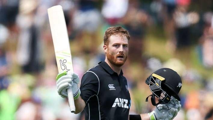 Martin Guptill is the only Kiwi batsman to score a double hundred in ODI cricket.