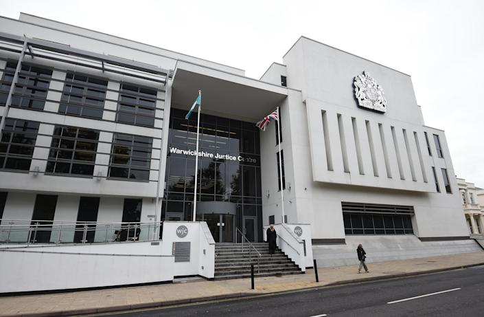 Chloe Morris and Kelsey Darby were sentenced at Warwick Crown Court on Monday. (PA)
