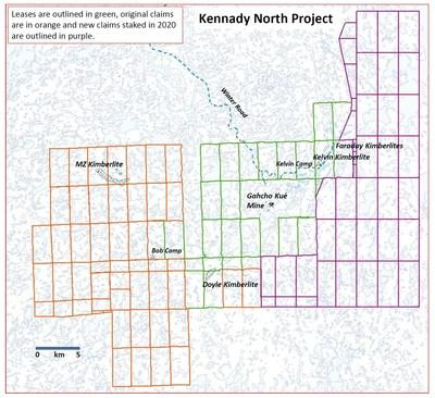 Kennady North Project (CNW Group/Mountain Province Diamonds Inc.)