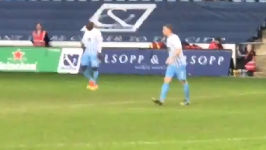 ​Coventry City's latest signing, ex-Everton star Yakubu Aiyegbeni has gone viral after a fan filmed him putting in minimal effort against Swindon Town (​GiveMeSport). During Coventry's 3-1 defeat to Swindon on Saturday, Yakubu was filmed for more than two minutes, hardly moving in the process. Here's Yakubu not doing anything for 2 & 1/2 mins. He was the closest outfield player to Burge (our GK) during a City attack in this period pic.twitter.com/XxgoIiiRD8 — CJ Joiner (@CJ_covblaze) 25...