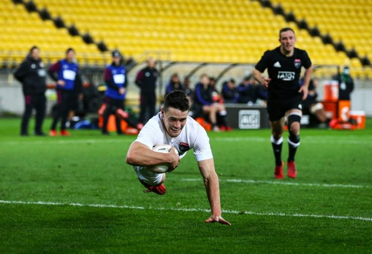 Jordan seals the deal in North-South All Blacks trial