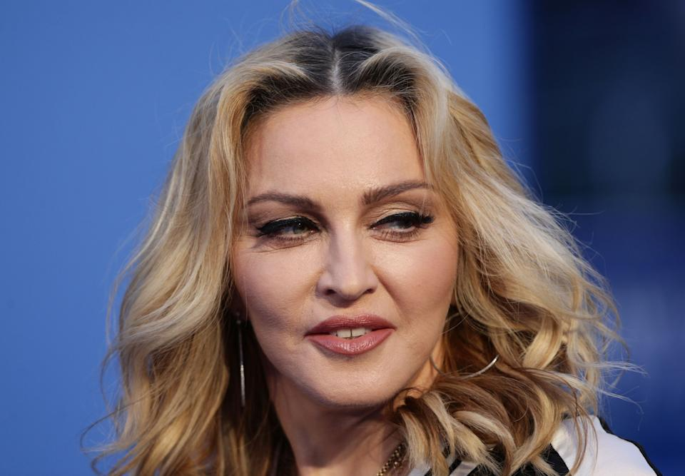 """""""She is becoming increasingly grotesque and embarrassing,"""" Piers said of pop icon Madonna last year. """"To watch a woman in her late-50s cavorting around in fishnet stockings, falling over, swearing, shouting and behaving like a… you can fill in the blank. I find it absolutely toe-curling.""""<br /><br />We find it equally toe curling seeing a man critique a woman in this way, but there you go."""