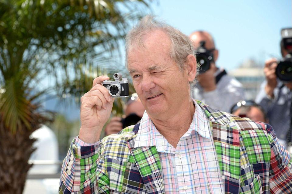 <p>Bill Murray attends the <em>Moonrise Kingdom</em> Photocall during the 65th Annual Cannes Film Festival at the Palais des Festivals on May 16, 2012 in Cannes, France.</p>
