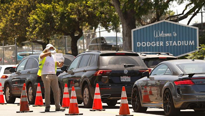 L.A. County Sets Possible Single-Day New COVID-19 Cases ...