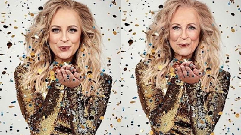 A photo of Carrie Bickmore.