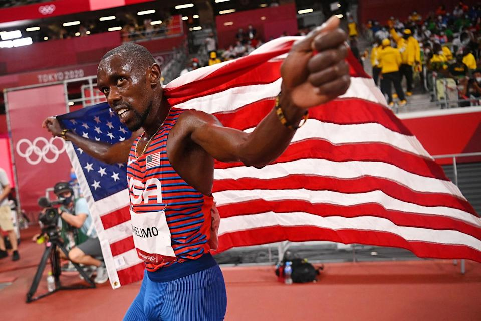 <p>Biography: 30 years old</p> <p>Event: Men's 5000m race</p>