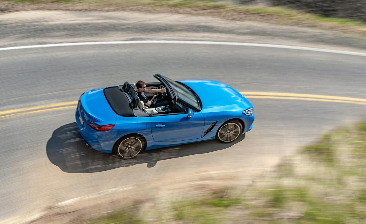 <p>Tellingly, BMW doesn't make a weight-savings claim for the reborn Z4 with the ragtop. A body that is longer, wider, and taller than its predecessor's precludes any diminution of mass, our test car weighing in at a substantial 3407 pounds.</p>