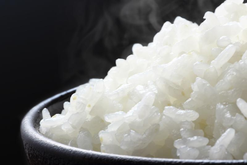 This is a photograph of Japanese white rice