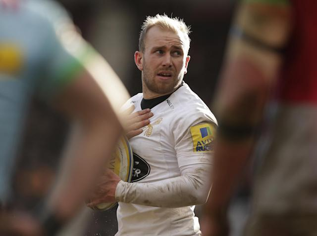 Wasps' Dan Robson insists he will not change his style of rugby to suit Eddie Jones and England